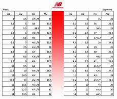 Conversion Chart Men S Shoes New Balance Shoes Size Conversion Chart Soleracks