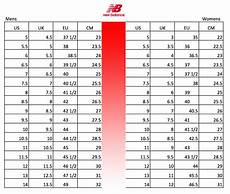 Valentino Size Chart Shoes New Balance Shoes Size Conversion Chart Soleracks