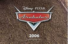 Disney Cars Font Style Cars 2006 Film Logo Fonts In Use