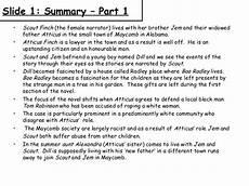 To Kill A Mockingbird Chapter 7 Summary Chapter One Summary Of To Kill A Mockingbird Sparknotes