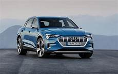audi e tron fully electric suv unveiled performancedrive