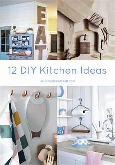 12 diy kitchen ideas