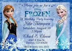 Frozen Birthday Invitations Printable Frozen 2013 Birthday Invitation Kustom Kreations