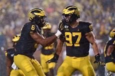 Michigan Wolverines Football Depth Chart Michigan Football Predicting Wolverines 2020 Depth Chart