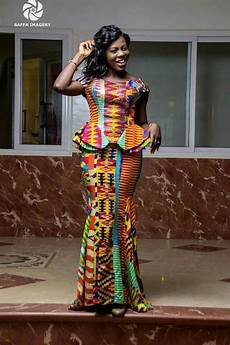 Ankara Kente Designs Pin By Ivy Konadu On Fabulous Kente African Dresses For