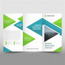 Leaflet Template Word Free Creative Trifold Leaflet Template Vector Free Download