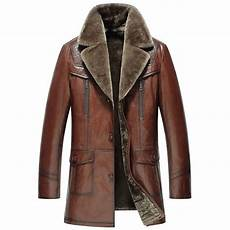 s shearling leather coat cw858106