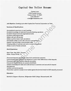 Venture Capital Resume Sample Resume Samples Capital One Teller Resume Sample