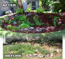 before and after photos glacier view landscape and