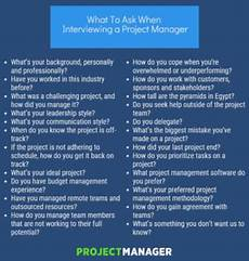 It Project Manager Interview Questions The 23 Best Project Manager Interview Questions Project