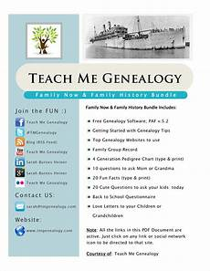 Free Family History Charts Free Family History Bundle Finally Released Software