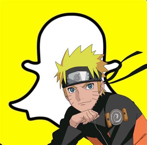 Snapchat Naruto