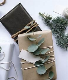 weihnachtsgeschenke verpacken ideen anleitungen und