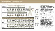 Ariat Pants Size Chart Ariat Breeches Size Chart Size Charts Equis