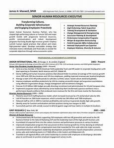 Resume Sample Hr 21 Best Hr Resume Templates For Freshers Amp Experienced