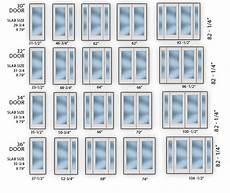 Exterior Door Sizes Chart Door Sizing Amp Sc 1 St Kinghome Info