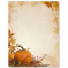 Free Fall Borders For Word Splendid Autumn Border Papers Paperdirect Borders For