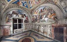 30 year restoration of raphael s frescoes in vatican is