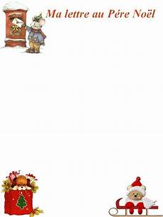 Lettre Au Pere Noel A Mes Creations Noel Page 4