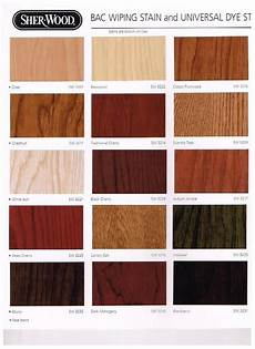 Natural Wood Colors Chart Sherwin Williams Wood Stain Google Search Sherwin