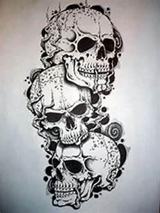 3 Skull Designs 3 Skull Design By Tsmooth23 On Deviantart