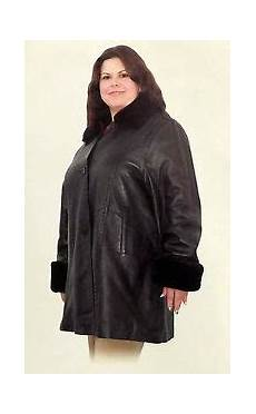 4x coats for plus plus size s genuine soft nappa leather swing coat 3x