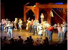 Hatfield and Mccoy Dinner Feud Show   YouTube