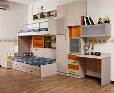 Cherfan Design Attractive And Beautiful Bedroom With 2 Beds And A Study