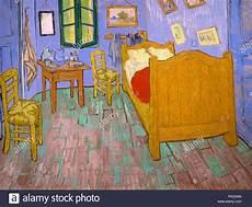 la da letto gogh la da letto di vincent gogh 1889