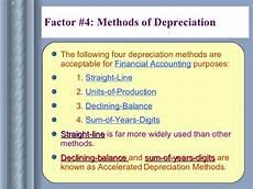 Three Methods Of Depreciation Depreciation 2