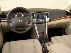 Hyundai Sonata Picture 11 Of 18 Interior My 2009 800x600