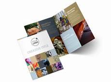Art Gallery Brochure Design Art Gallery Brochure Template Mycreativeshop