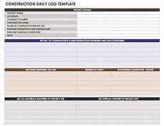 Daily Construction Log Construction Daily Report Template Format Template124