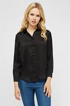 sleeve blouse black sheer sleeve blouse just 6