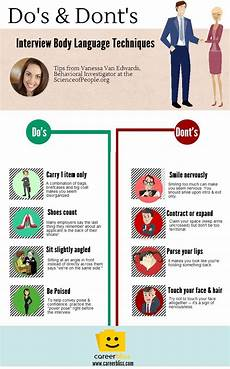 Advice For Interviews Clear Out Clutter Your Life Confident Body Language