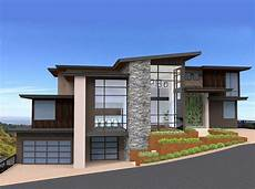 Modern Design Homes Exclusive And Unique Modern House Plan 85152ms