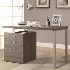 shop modern design home office weathered grey writing