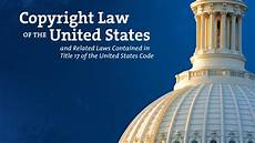 Copyright Law Us Copyright Law Of The United States