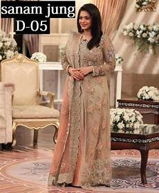 Baby Farooq Design Pakistani Designer Dress Pearls Amp Sequence Embroidery