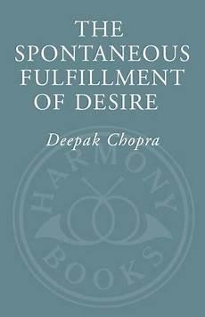 Deepak Chopra The Spontaneous Fulfillment Of Desire Pdf