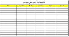 Microsoft Templates To Do List Free To Do List Templates With Guide To Make Your Own
