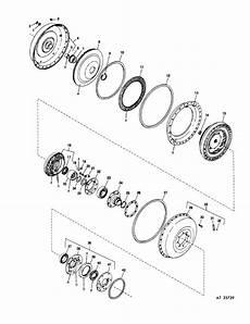Figure 5 53 Lockup Clutch Torque Converter And Front
