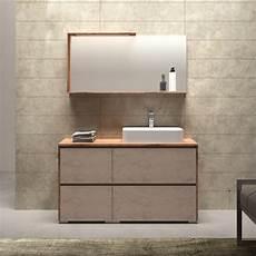 bagno mobile mobile bagno a terra modello sesamo 134 cm con 4 cassetti