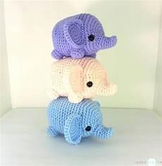 midi elephant amigurumi plush by jennybeartm craftsy