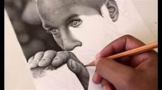 v 237 deo aula desenho realista preto e branco