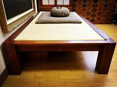 tatami bed frame by prestige