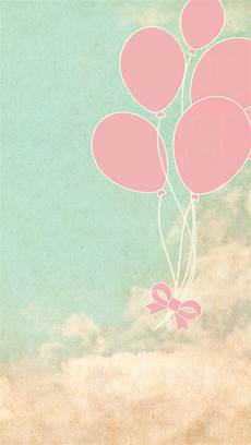 Vintage Wallpaper For Iphone 5 by Vintage Balloons Iphone 5 Byme Design