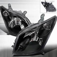 Scion Xa Light Scion Xa 2004 2005 Black Euro Headlights By Spec D Lh