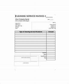 Receipt For Service Template Free 5 Sample Cleaning Service Receipts In Ms Word Pdf