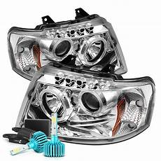 2003 Ford Expedition Light Assembly For 2003 2006 Ford Expedition Led Halo Ring Projector